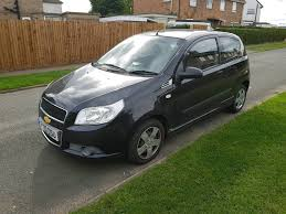 2010 Chevrolet aveo 1.2 (low mileage) | in Leicester ...