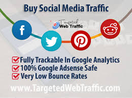 Buy Social Media Traffic | Buy Social Website Traffic