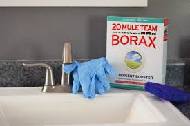 removing hard water stains from
