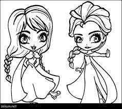 Frozen Coloring Pages Pdf Free Copy Best Ideas In Just Anna Elsa And