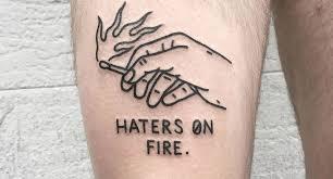 I Tatuaggi Minimali E Irriverenti Di Themagicrosa