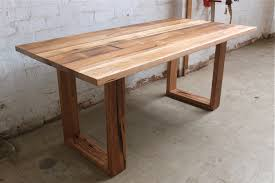 hardwood dining table 4 creative rustic recycled