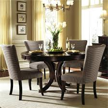 inspiring padded dining room chairs brown modern metal frame padded dining table chairs set fabric dining