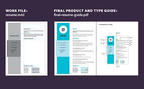 How to create a resume | Adobe InDesign CC tutorials