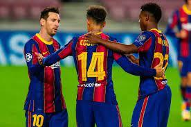 5 لاعبين مرشحين للانتقال إلى برشلونة في السوق الشتوية