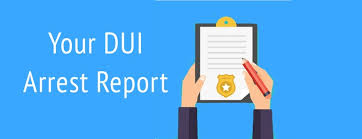 Dui Task 4 Get A Copy Of Your Police Report Los Angeles