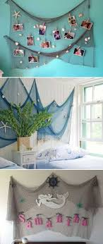 teen bedroom ideas teal. Brilliant Teen These 21 NauticalInspired Room Ideas Your Kids Will Say WOW Bring The Feel  Of Sea To Kidu0026 Room By Hanging A Fishing Net Decoration Throughout Teen Bedroom Teal E
