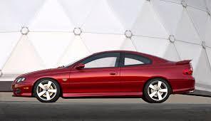 2004 Pontiac GTO - Red - Side