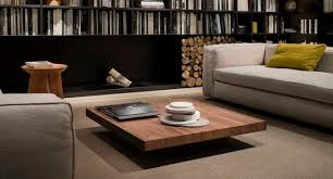walnut coffee table. Contemporary Coffee Table / Metal Walnut Square