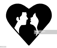 60 Top Couple Kissing Stock Illustrations Clip Art Cartoons