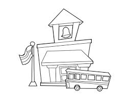 Small Picture School House Coloring Red For 579283 Coloring Pages For Free 2015
