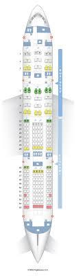 Jal Boeing 777 Seating Chart Seatguru Seat Map Japan Airlines Seatguru