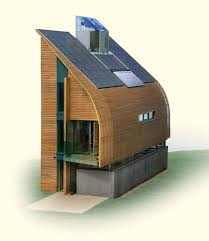 Small Picture UK First Net Zero Carbon Self Built Home Stepping Stone to