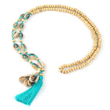 New Bead Designs Beach Jewelry Shell Tassel Necklace The New Wood Bead Necklace Designs Buy Bead Necklace Wood Bead Necklace Bead Necklace Designs Product On