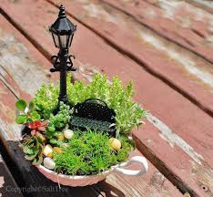 these diy mini gardens are easy and inspiring you can create them for indoors or even have an outdoor fairy garden to welcome your guests