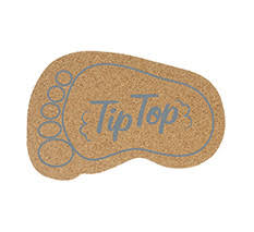 Custom cork coasters Monogram Large Foot Cork Coaster Walmart Cork Coasters Create Custom Cork Coasters Totallypromoitonal