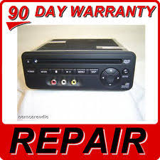 nissan armada dvd parts accessories repair only nissan infiniti dvd player entertainment system quest armada qx56 fits nissan armada