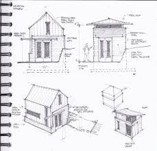 Delighful Architecture Design Sketches Since G With Decorating