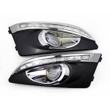 Chevrolet Sonic Lights Osmrk Led Drl Daytime Running Light For Chevrolet Aveo Sonic