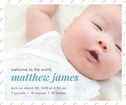 birth announcement templates customize 110 birth announcement templates online canva