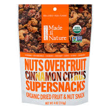 Save <b>on</b> Made In Nature Dried <b>Fruit</b> & Nut Snack Cinnamon Citrus ...