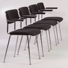 president office chair gispen. Model 1235 Tubular Chairs By Gispen, 1960s | Set Of 4 Mid Century Design President Office Chair Gispen