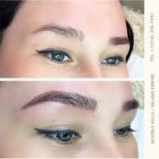 photo of microblading expert permanent makeup by valentina los angeles ca united