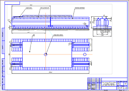 Схема монтажа Ж Д оснований на первую скважину БУ ЭПК БМ  Схема монтажа Ж Д оснований на первую скважину БУ 2900 200 ЭПК БМ