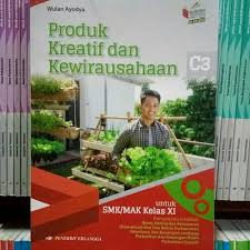 Buku produk kreatif dan kewirausahaan kewirausahaan kelas 11  situs paket yang didiskusikan bersama kelompoknya; Jual Produk Kreatif Dan Kewirausahaan Smk Kelas Xi 2 Edisi K13 Ki Kd Jakarta Timur Lussan Tokopedia