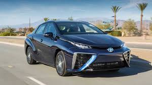 2016 Toyota Mirai Fuel Cell Electric Vehicle first drive | Autoweek