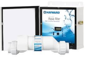 salt water pool systems. Hayward Aqua Rite In-Ground Pool Salt Water System (Various Sizes) Systems PoolSupplies.com