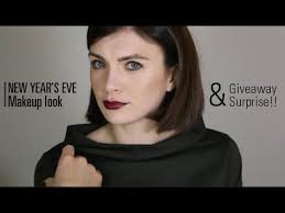 my new year s eve makeup look giveaway surprise the very french
