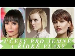 Střihy Pro Jemné A řídké Vlasy Pro Starší ženy смотреть онлайн на