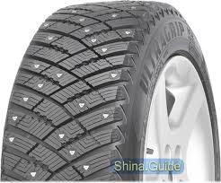 <b>Goodyear UltraGrip Ice</b> Arctic: Наперекор преградам из льда ...