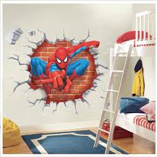 amazing superhero wall decals