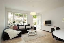 Collect this idea Lovely Two Room Apartment with Inspiring Decors