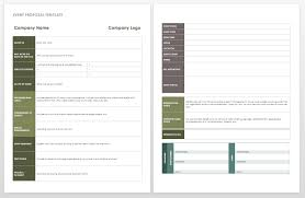 Event Proposal Template 24 Free Event Planning Templates Smartsheet 14