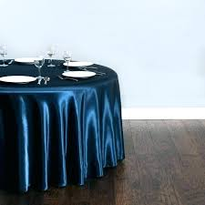 navy blue tablecloths navy blue table cover free linens wedding round h satin navy blue plastic tablecloths