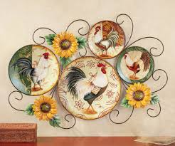 wonderful design rooster wall decor home designing inspiration decoration and furniture ideal kitchen metal plates on rooster wall art for kitchen with wonderful design rooster wall decor home designing inspiration