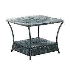 outdoor umbrella side table umbrella side table umbrella stand side table wonderful home modern umbrella stand tables on com umbrella side table
