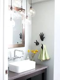 pendant lighting for bathroom. Images Of Pendant Lighting Over Bathroom Vanity Pictures Lights Hanging Ideas Toilets For