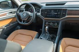 2018 volkswagen atlas interior. perfect 2018 2018 volkswagen atlas suv review inside volkswagen atlas interior