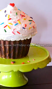 Huge Cupcake Cakes Birthday Cake Ideascom