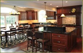 Cherry Wood Kitchen Cabinets Modern Cherry Kitchen Cabinets Black Granite Cherry Wood Kitchen