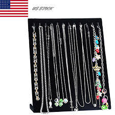 Long Necklace Display Stand Jewelry Display Stands eBay 93