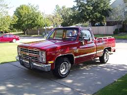 84 Chevrolet Truck