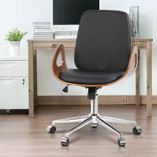 walnut office furniture. Eve Executive Walnut Office Chair Black Furniture