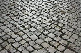 texture of the pavement background broken glass mosaic tile stock photo