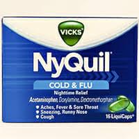 Nyquil Cold Flu Gastroenterology Advisor