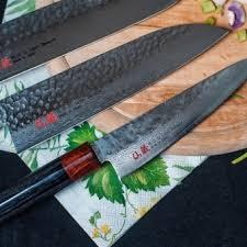 <b>Нож янагиба</b>, длина лезвия <b>21</b> см., <b>Suncraft</b> (Япония), 1012-05 ...